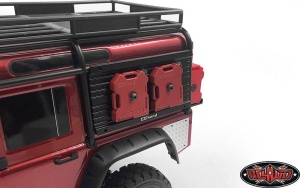 Overland Equipment Panel W/ Portable Fuel Cell for Traxxas
