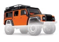 Karo, Land Rover Defender, Adventure-Edition orange/schwarz
