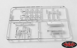 RC4WD 1985 Toyota 4Runner Chrome Parts
