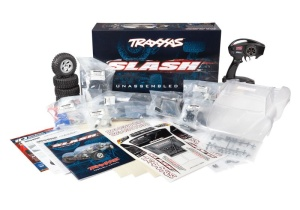 TRAXXAS Slash Kit (ungebaut)