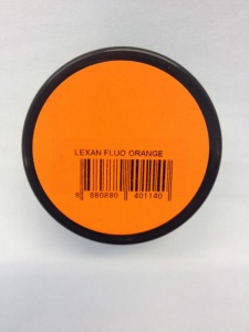Lexan Spray Fluo orange