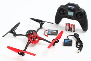 ALIAS rot Quad-Copter High Performance Ready-to-Fly (RTF)