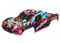 Karosserie Slash 4x4 Hawaiian, lackiert + Decals