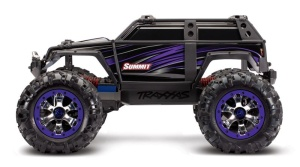 TRAXXAS Summit purple RTR EVX2 ohne Akku/Lader