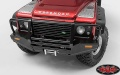 Metal Front Winch Bumper for Traxxas TRX-4 Land Rover Defend