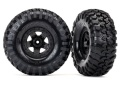 Reifen & Felgen montiert TRX-4 Sport Canyon Trail 2.2 Reifen