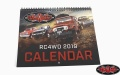 RC4WD 2019 Calendar