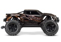 TRAXXAS X-Maxx 8S RTR Brushless waterproof +TSM orange